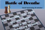Verrassende ontknoping Drenthe Battle