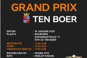 GP Ten Boer bijna vol
