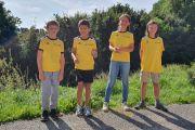 Paardensprong 1 NOSBO-kampioen E-teams