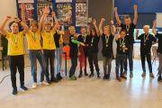 Staunton wint spannend D-teamkampioenschap